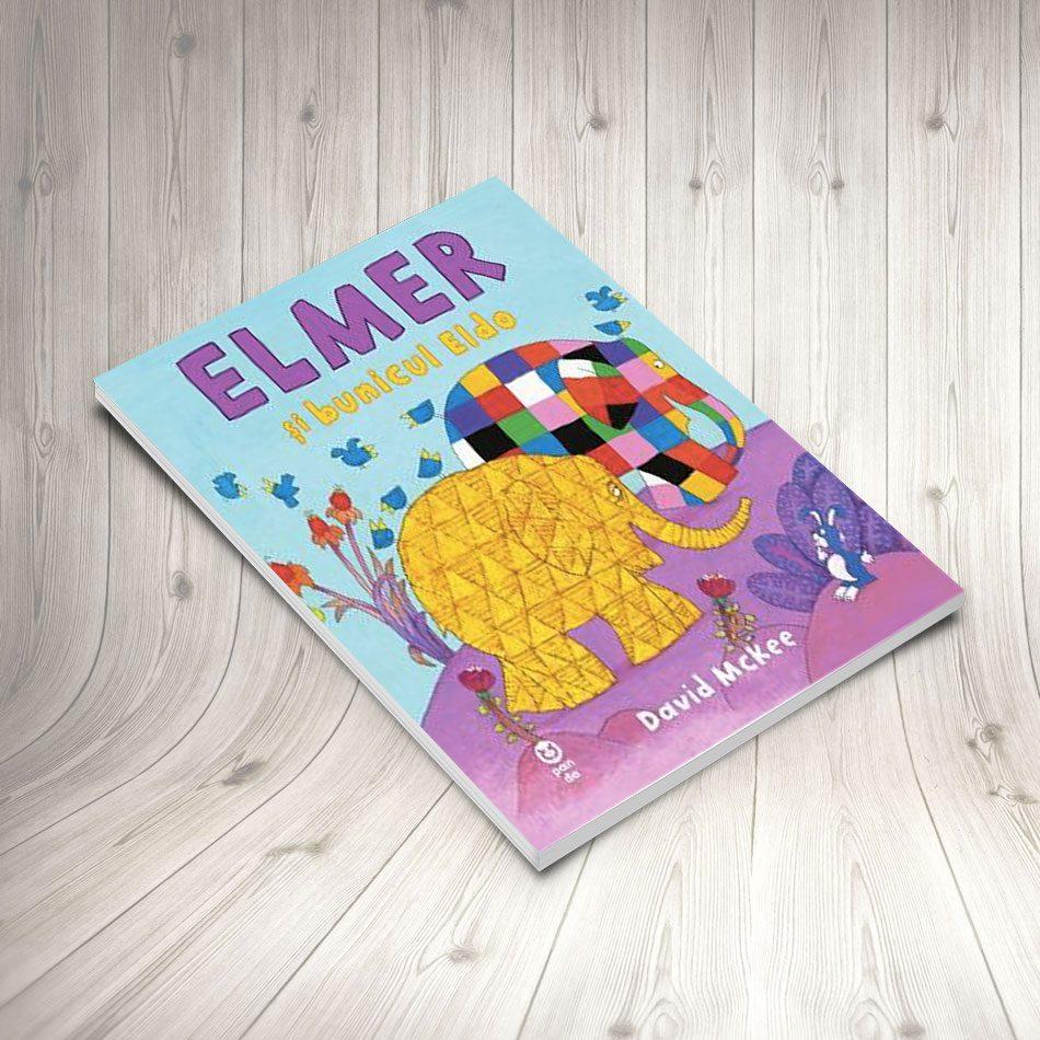 Elmer și bunicul Eldo