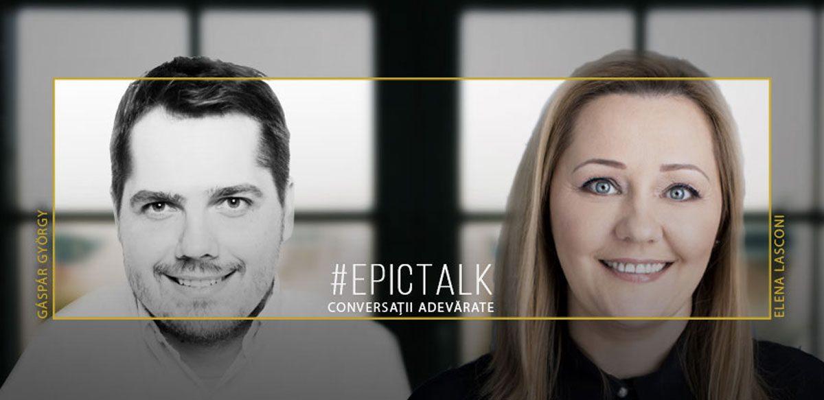 #EpicTalk Cu Elena Lasconi – Despre Depresie, Boala Mileniului