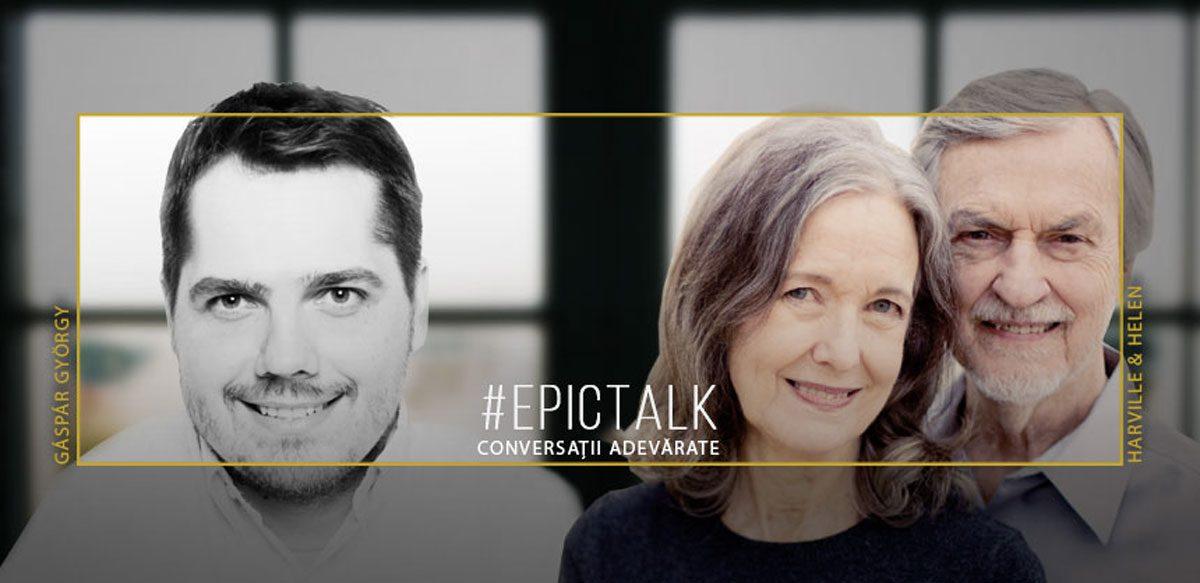#EpicTalk Cu Harville Hendrix & Helen LaKelly Hunt – Împreună La Bine și La Greu