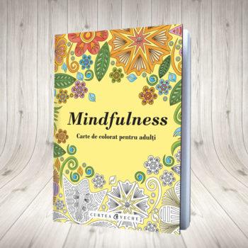 Mindfulness (carte De Colorat Pentru Adulți)