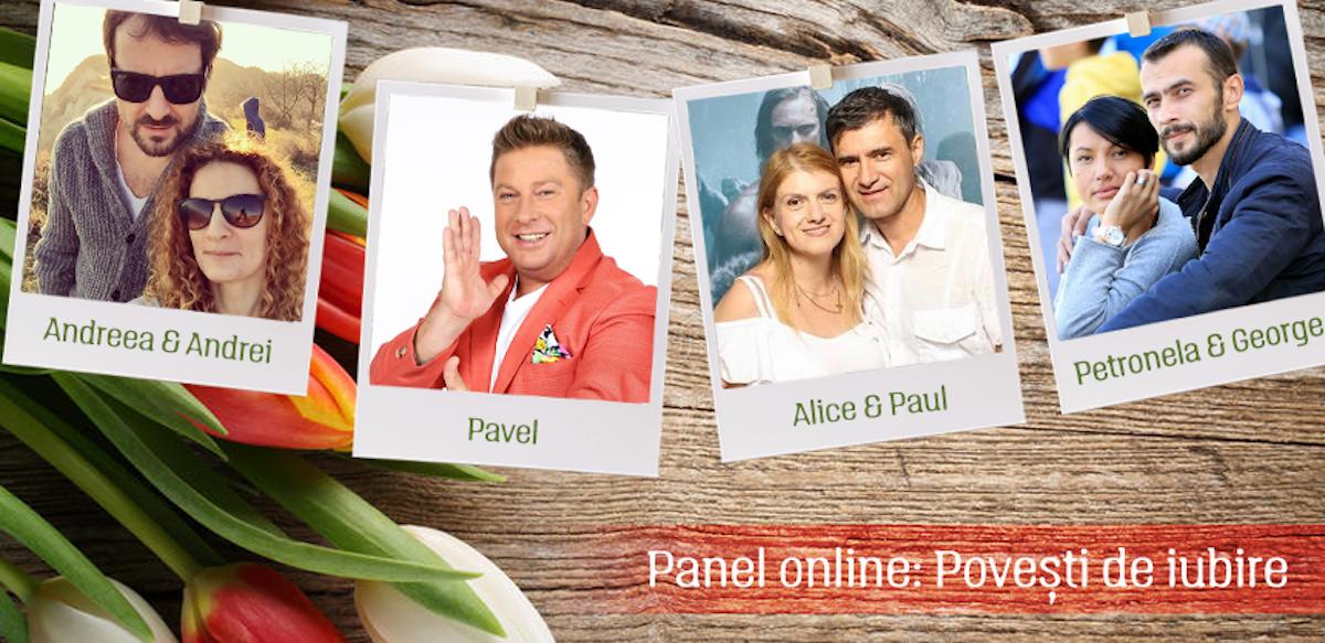 Panel Online: Povești De Iubire