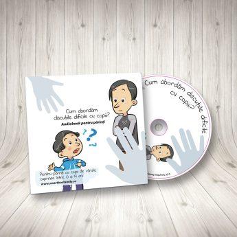 Cum abordăm discuțiile dificile cu copiii (audiobook)