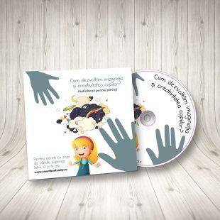 Cum dezvoltăm imaginația și creativitatea copiilor? (audiobook)