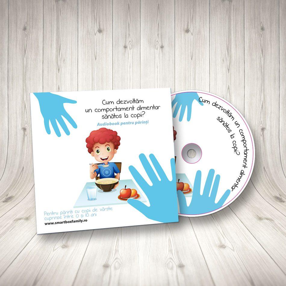 Cum Dezvoltăm Un Comportament Alimentar Sănătos La Copii? (audiobook)