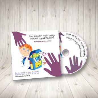 Cum pregătim copilul pentru începerea grădiniței sau școlii? (audiobook)