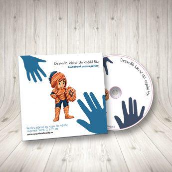 Dezvoltă liderul din copilul tău (audiobook)