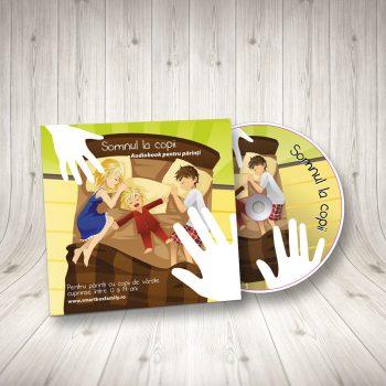 Somnul La Copii (audiobook)