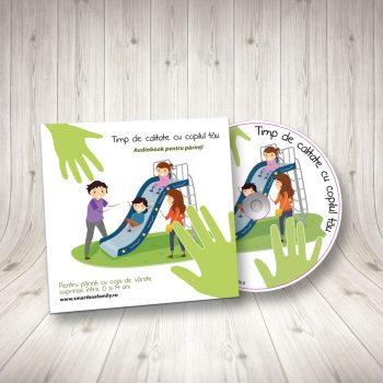 Timp De Calitate Cu Copilul Tău (audiobook)