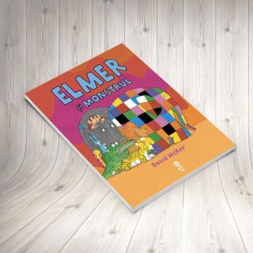 Elmer şi monstrul