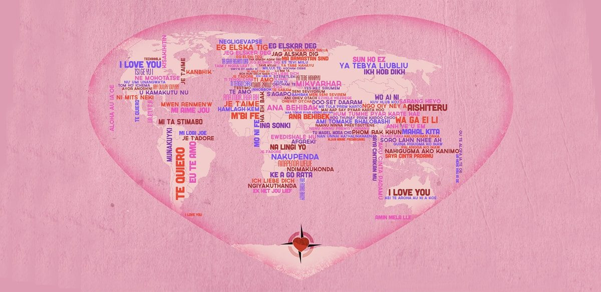 Test: Harta Iubirii