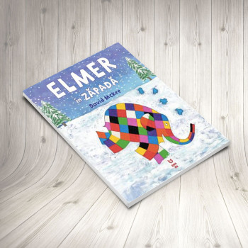 Elmer în Zăpadă