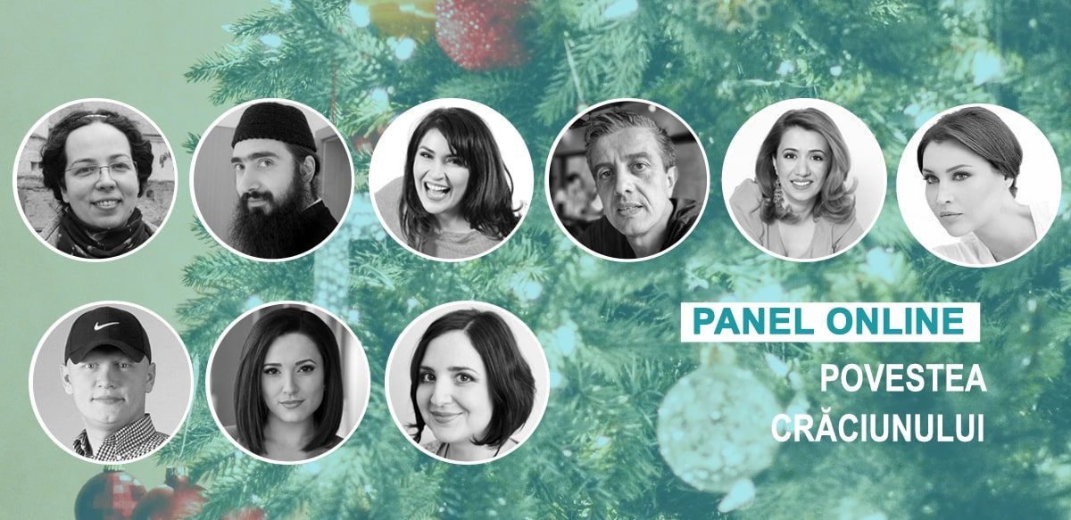 Panel Online: Povestea Crăciunului