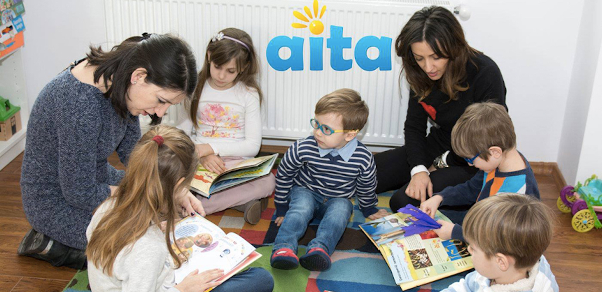 Un Nou Centru Al Asociației AITA și-a Deschis Porțile Pentru Copiii Cu Autism