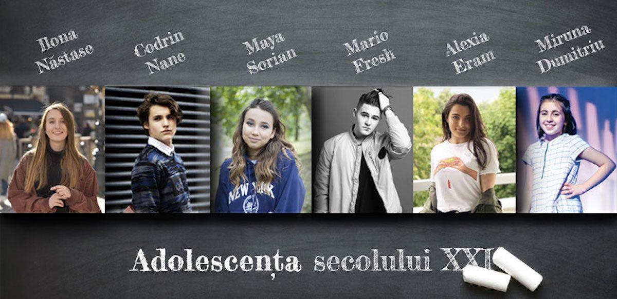 Panel Online: Adolescența Secolului XXI
