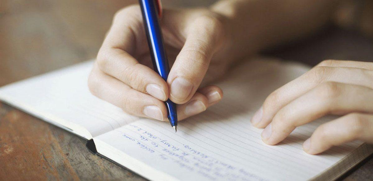 Valoarea Terapeutică A Scrisului