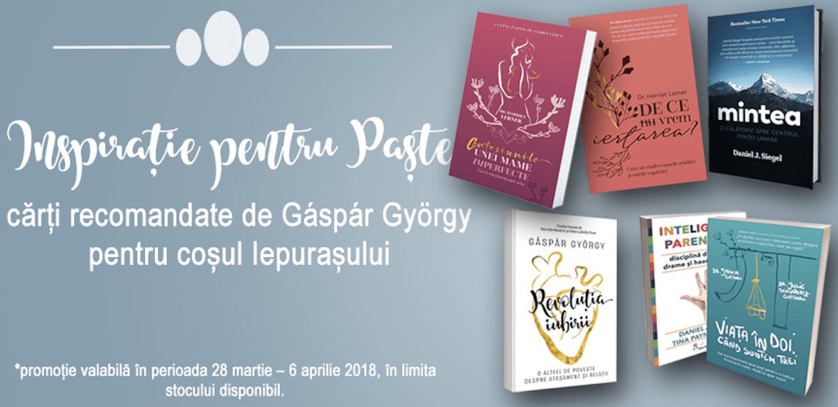 Inspirație Pentru Paște – Cărți Recomandate De Gáspár György