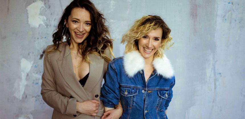 Interviu La Minut Cu Dana Păun și Bianca Naumovici – #TrendChallenge