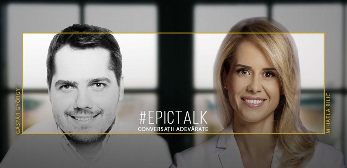 #EpicTalk  Cu Mihaela Bilic – Am Mâncat, O Fi Păcat?