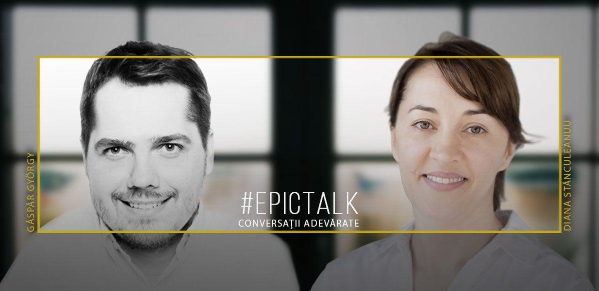#EpicTalk Cu Diana Stănculeanu – Despre Parenting, Adolescență și Vacanța De Vară