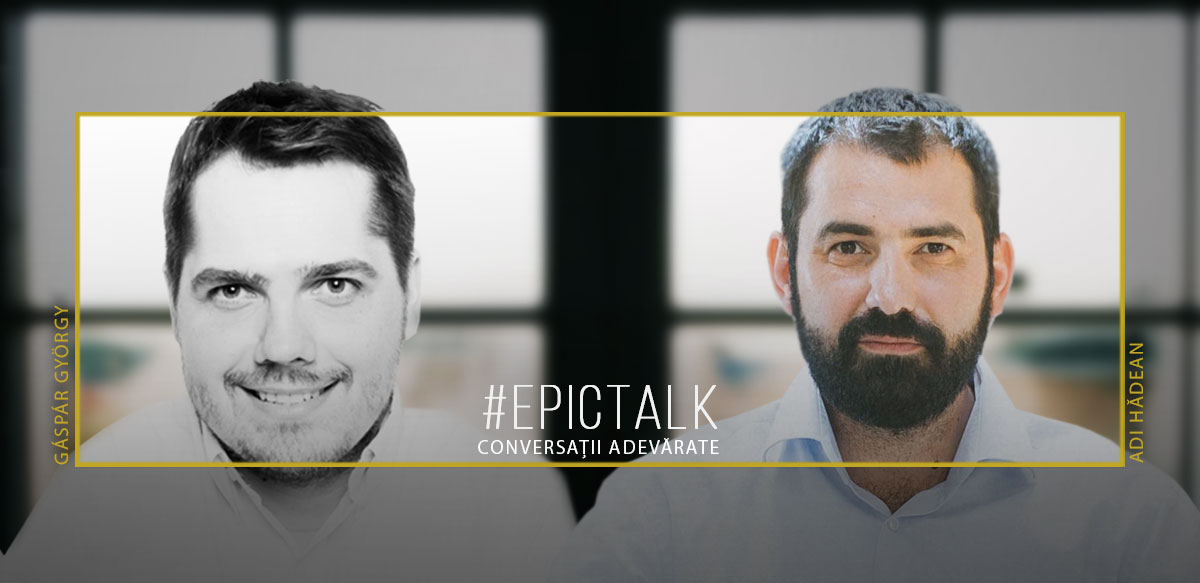 """#EpicTalk Cu Adi Hădean – Despre Cum """"bucătărim"""" Cu Ceea Ce Ne Dă Viața"""