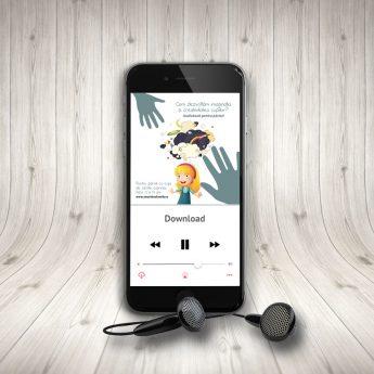 Cum dezvoltăm imaginația și creativitatea copiilor? (MP3)