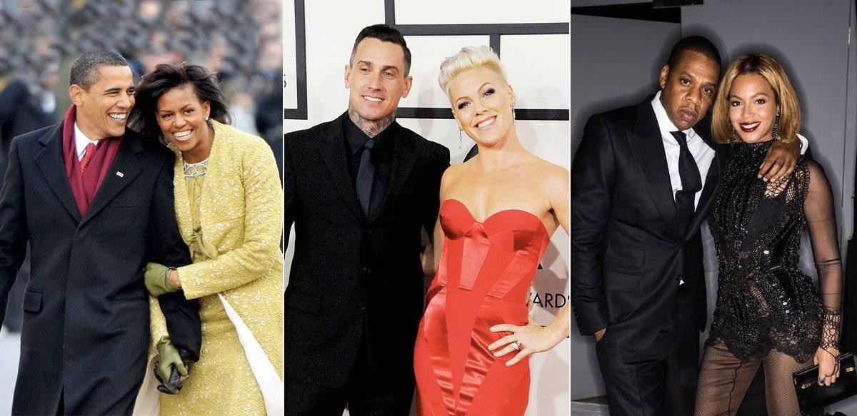De Ce Soții Michelle și Barack Obama, Pink și Carey Hart, Beyoncé și Jay Z Au Apelat La Terapia De Cuplu?