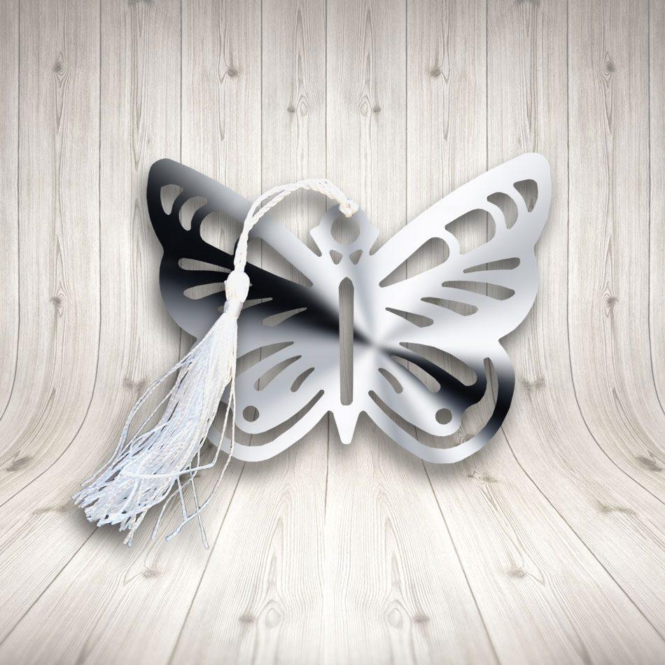 Semn De Carte: Fluture