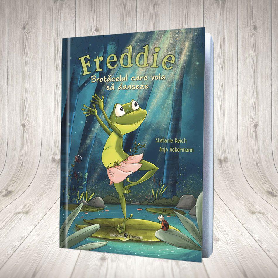 Freddie, Brotăcelul Care Voia Să Danseze!
