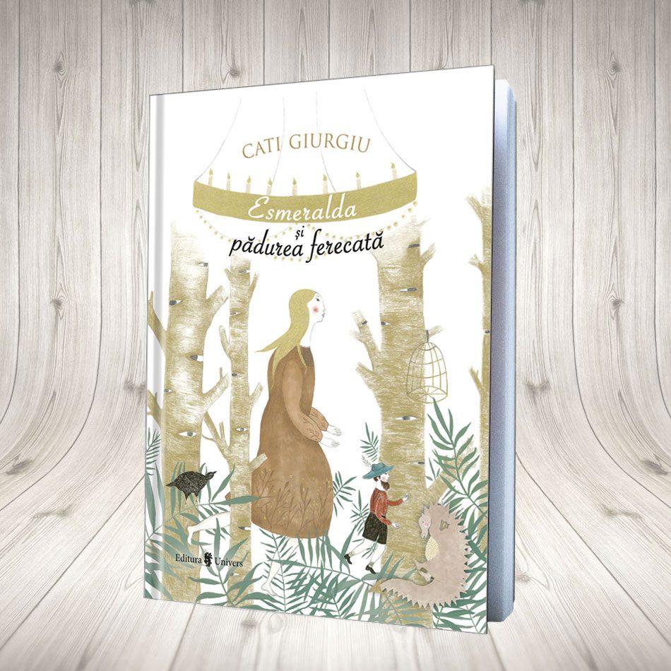 Esmeralda și Pădurea Ferecată