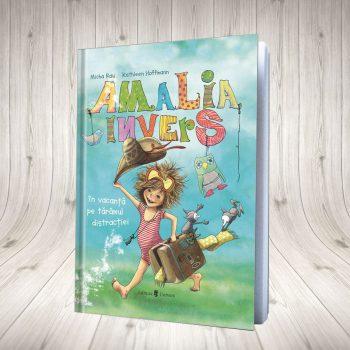 Amalia Invers în Vacanță Pe Tărâmul Distracției
