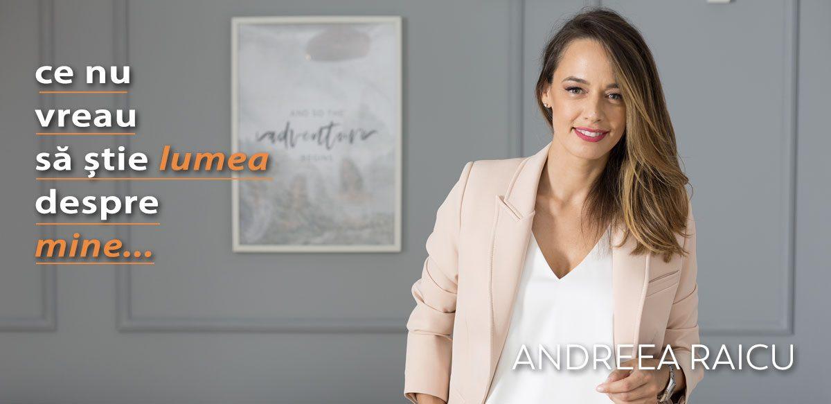Andreea Raicu – Ce Nu Vreau Să știe Lumea Despre Mine