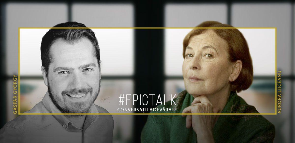 #EpicTalk Cu Aurora Liiceanu – Relația Soacră-noră Este O Relație De Putere