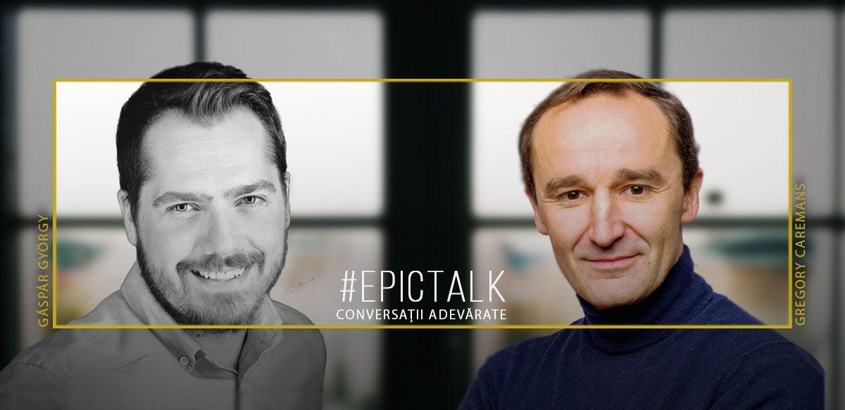 #EpicTalk Cu Gregory Caremans – Cele Mai Mari Mituri Cu Privire La Creierul Uman