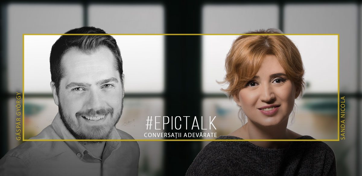 #EpicTalk Cu Sanda Nicola – Spiritualitatea Este Singura Cale Pe Care Vreau Să Merg