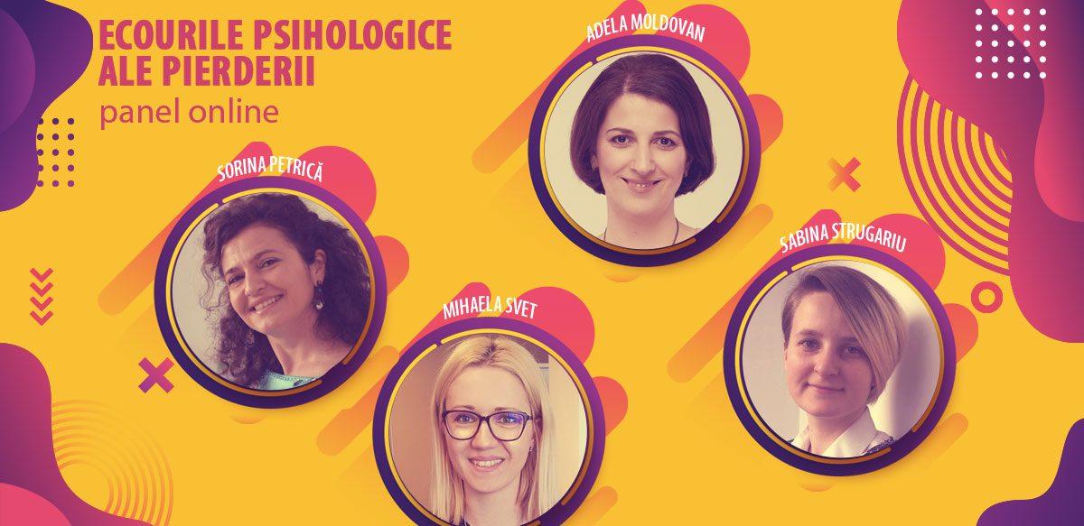 Panel Online: Ecourile Psihologice Ale Pierderii