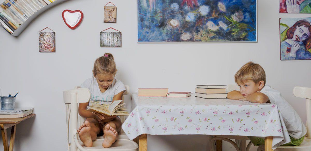 Plictiseala, O Oportunitate De Dezvoltare Pentru Copiii Secolului XXI