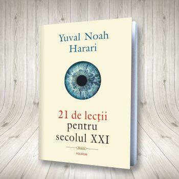 21 De Lecții Pentru Secolul XXI