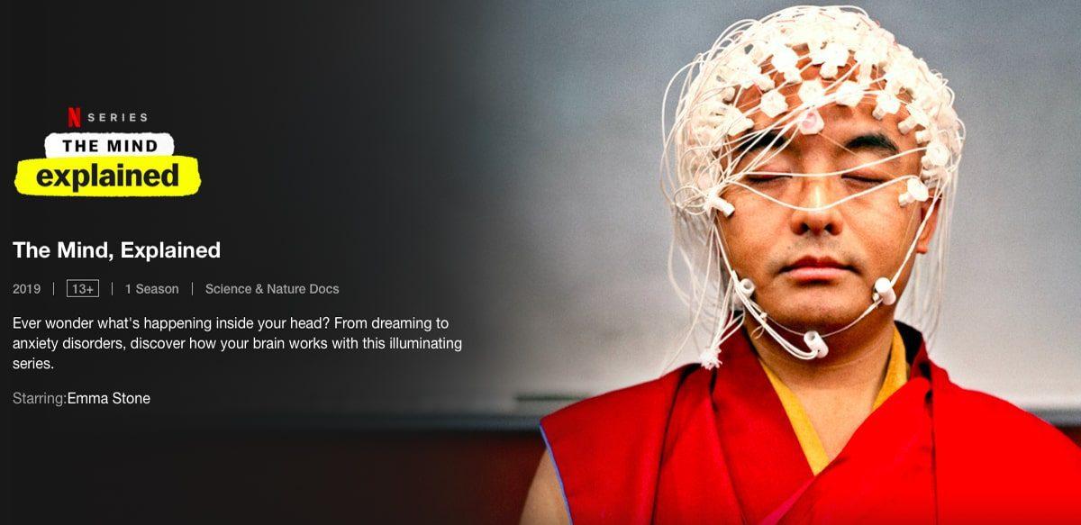 Secretele Minții Umane, Explicate într-un Documentar Netflix