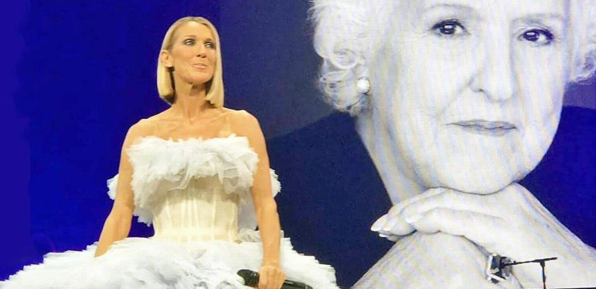 """Céline Dion și-a Luat Rămas Bun De La Mama Sa: """"Mamă, Tu Ești Eroina Vieții Mele!"""""""