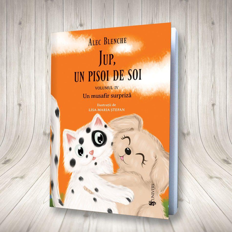 Jup, Un Pisoi De Soi – Vol. 4
