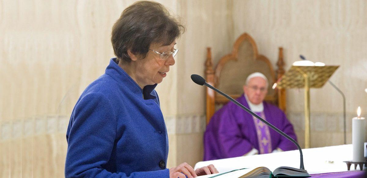 Papa Francisc A Numit Pentru Prima Dată O Femeie într-o Funcție De Conducere Din Cadrul Bisericii Catolice
