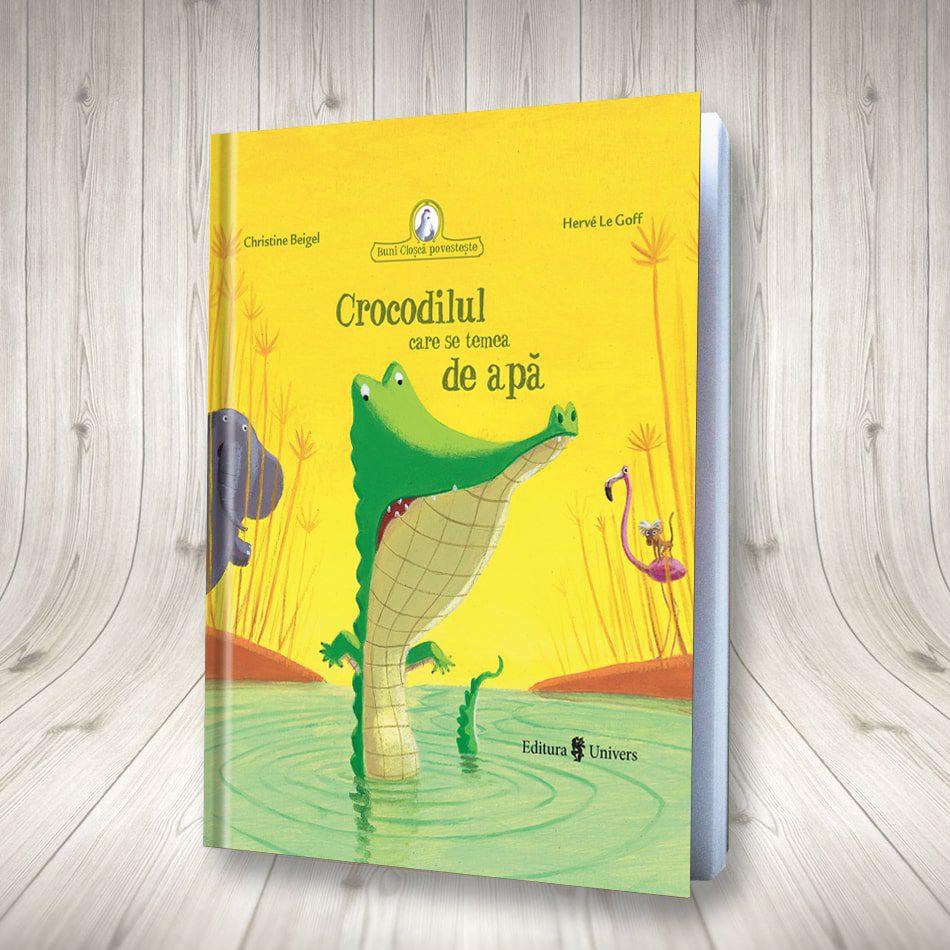 Crocodilul Care Se Temea De Apă