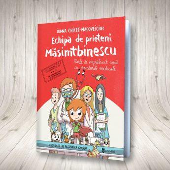 Echipa de prieteni Măsimtbinescu