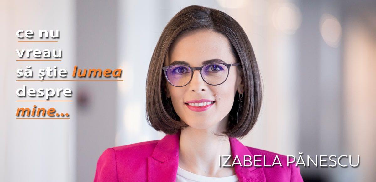 Izabela Pănescu – Ce Nu Vreau Să știe Lumea Despre Mine