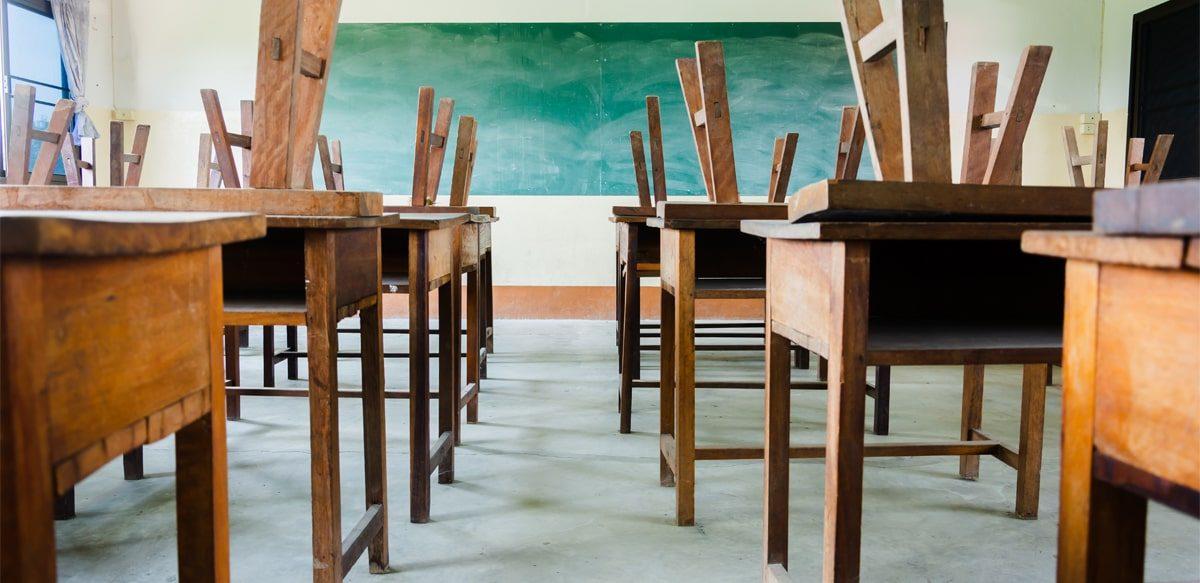 Un Virus în Plus, Peste O școală Deja Gripată