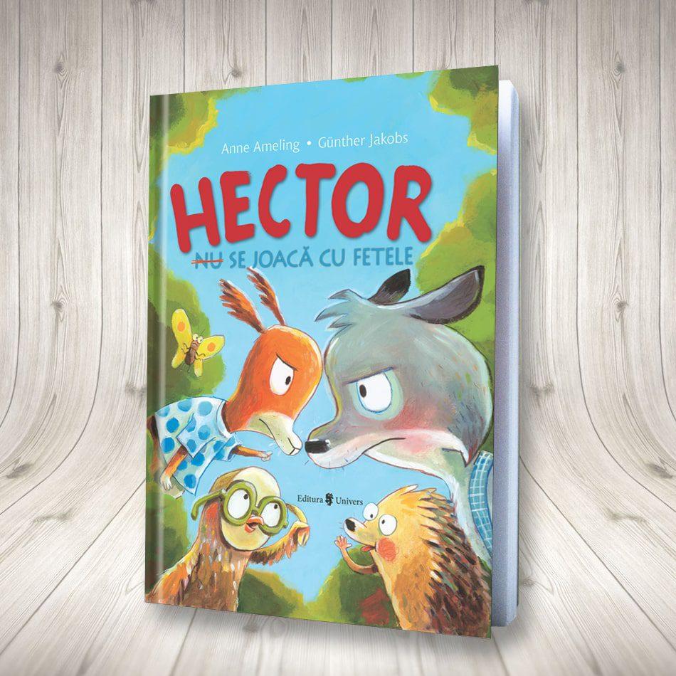 Hector (nu) Se Joacă Cu Fetele