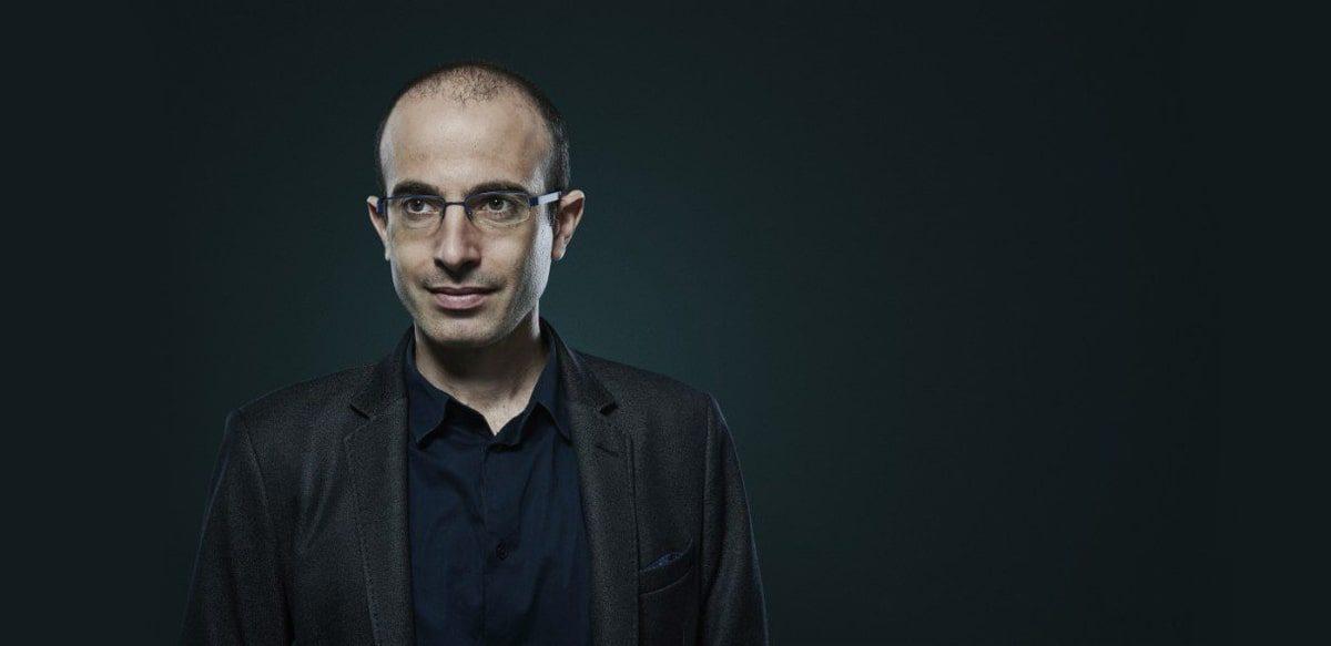 "Yuval Noah Harari: ""Un Punct De Cotitură Al Istoriei"""