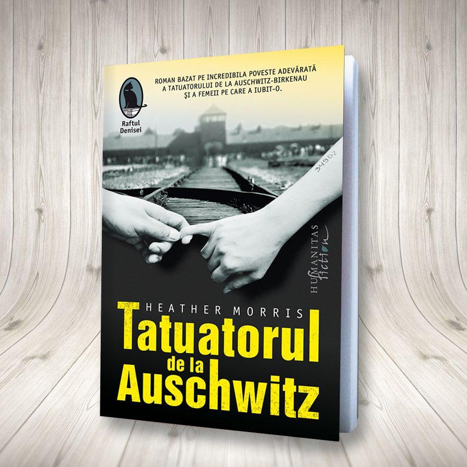 Tatuatorul De La Auschwitz