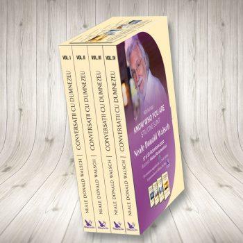 Conversații Cu Dumnezeu – Vol. 1-4 (ediție Specială)