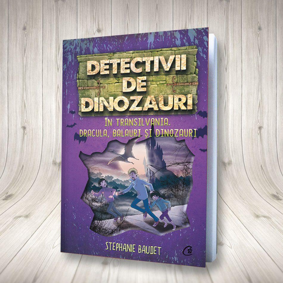 Detectivii De Dinozauri în Transilvania